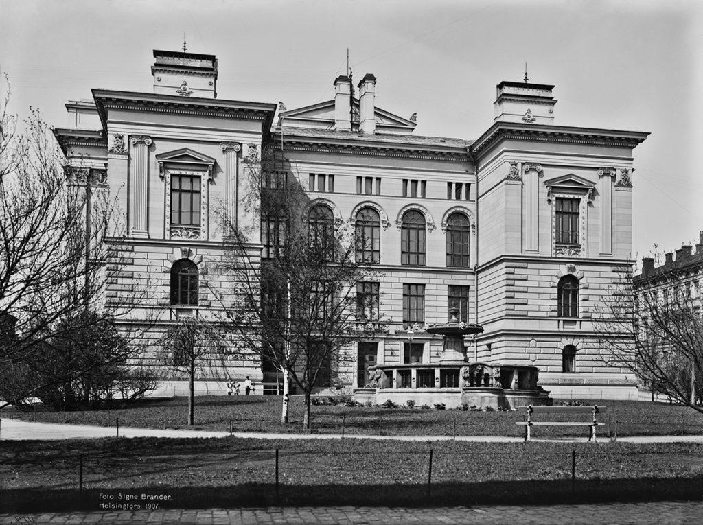 Linkki tapahtumaan Keisarin Helsinki -arkkitehtuurikävely