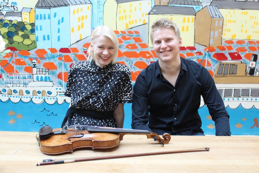 Linkki tapahtumaan Lastenooppera Helsinki Chamber Music Festivalilla