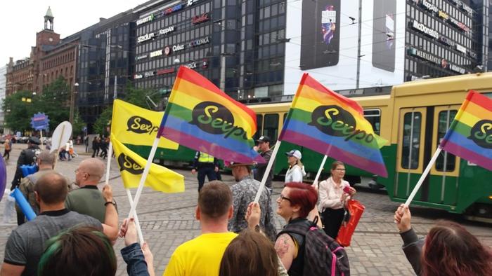 Link to event Pride Space: Sexpo 50v-juhlapaneeli