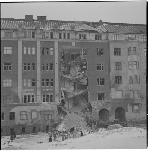 Link to event Töölö sodassa -kävely